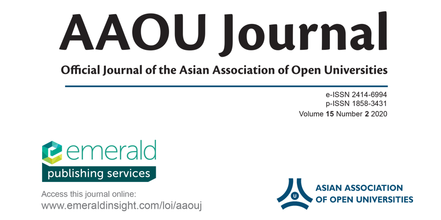 AAOU Journal Volume 15
