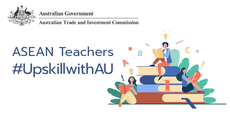 Read more about the article ASEAN Teachers #UpskillwithAU