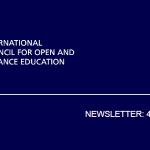 ICDE Newsletter – 4 November 2020