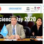 รองศาสตราจารย์ ดร.สุภาวดี ธีรธรรมากร ร่วมอภิปรายในงาน World Science Day for Peace and Development 2020