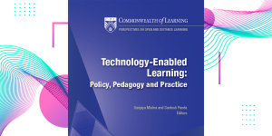 Read more about the article COL ตีพิมพ์หนังสือ Technology-Enabled Learning: Policy, Pedagogy and Practice