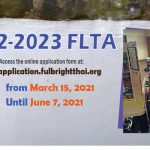 ทุน Fulbright Foreign Language Teaching Assistant Program (FLTA)