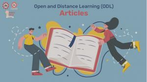 SEAMOLEC ODL Articles: รวมบทความการเรียนการสอนทางไกลแบบเปิดของอาเซียน