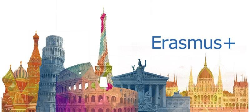 ขอเชิญรับฟังการบรรยายโครงการ Erasmus+ 2564 แบบออนไลน์
