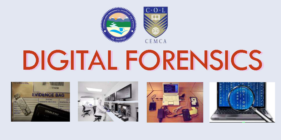 You are currently viewing มหาวิทยาลัยเปิดอุตตราขัณฑ์ เปิดสอน MOOC รายวิชา Digital Forensics ให้เรียนฟรี