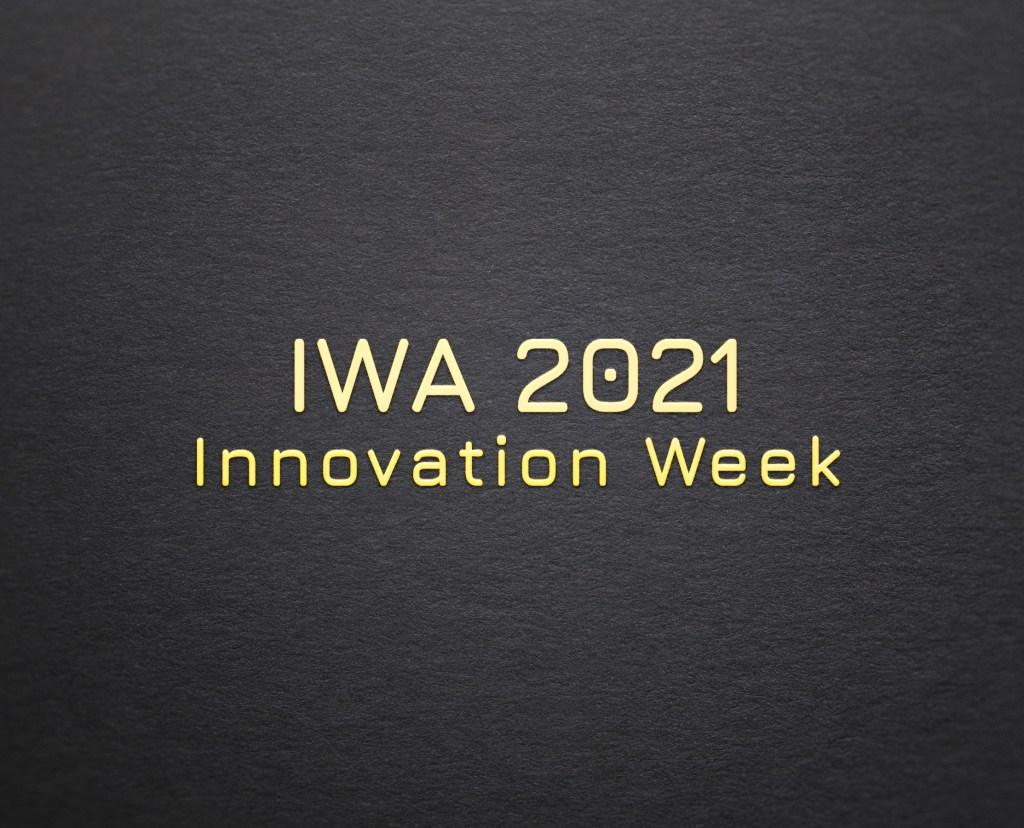 Innovation Week in Africa: IWA 2021