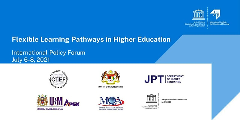 You are currently viewing UNESCO IIEP: SDG4-Planning for flexible learning pathways in higher education